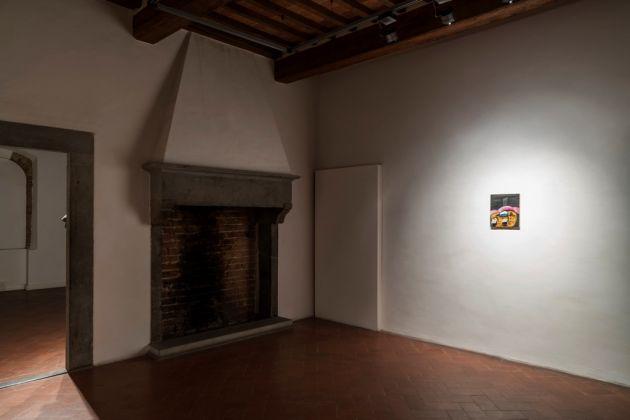Enzo Cucchi, Entra in testa, 2016, Courtesy l'artista e ZERO..., Milano. Photo OKNOstudio