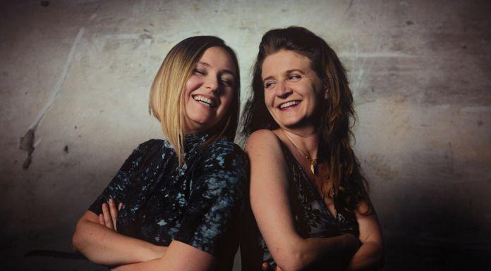 Eva Neklyaeva e Lisa Gilardino ©DIANE ilariascarpa lucatelleschi