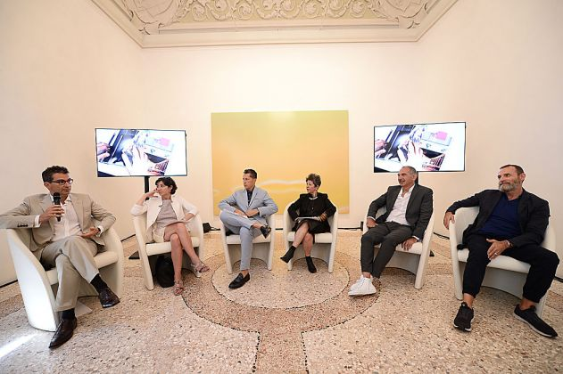 Federico Marchetti;Cristina Tajani;Stefano Tonchi;Maria Luisa Frisa;Carlo Capasa;Vincenzo Castaldo
