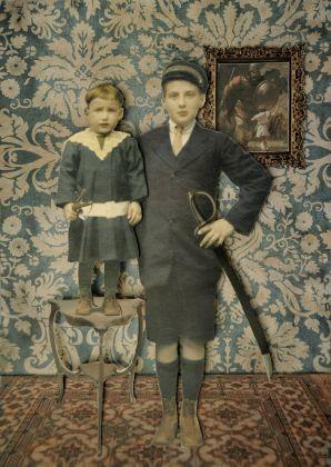 Franco Cenci, ArmataInnocenza-david e golia