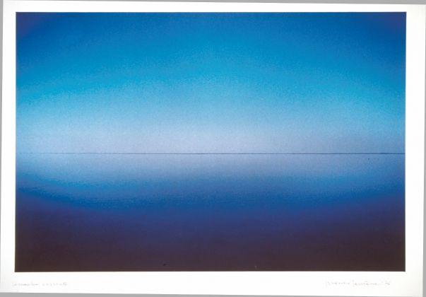Franco Fontana (Modena, 1933), Orizzonte, Comacchio, Italy, 1976, Fotografia a colori su carta Cibachrome, UniCredit Art Collection