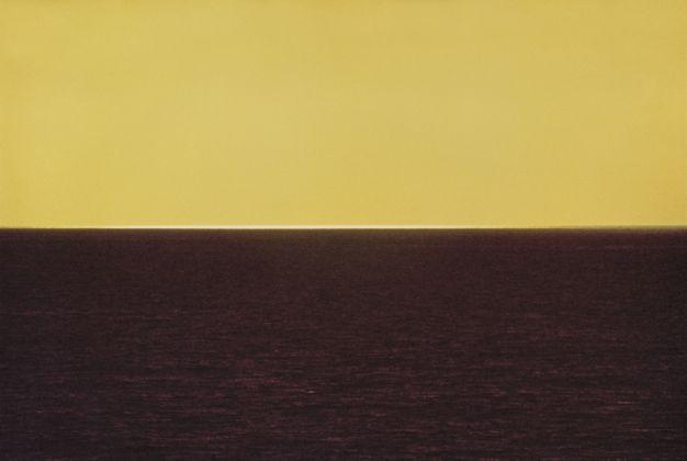 Franco Fontana (Modena, 1933), Seascape, Ibiza, 1972, Fotografia a colori, cm 40 x 60, UniCredit Art Collection