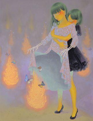 Fuco Ueda, Flame of this world