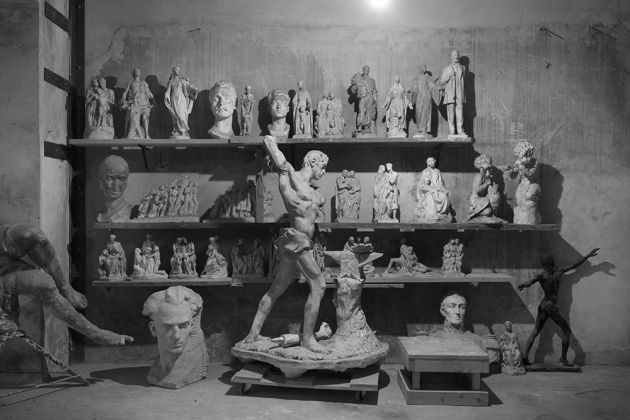 Gaetano Pesce, opening Effe come Francesca, Atelier Tommasi. Ph. Luca Soncini - Nicola Gnesi Studio