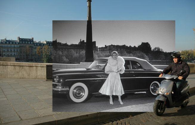Gea Casolaro Still here Lair de Paris Quai d'Orleans, 2009-2013