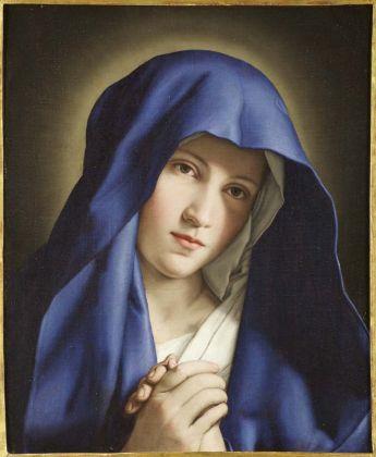Giovan Battista Salvi detto il Sassoferrato,Madonna orante,Pinacoteca Civica F. Podesti, Ancona