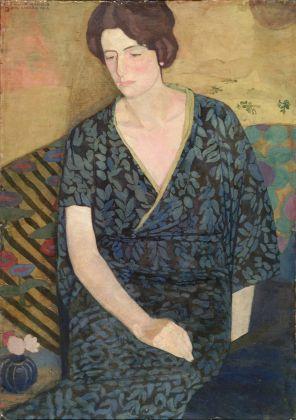 Giudo Cadorin, Kimono, 1914. Collezione privata