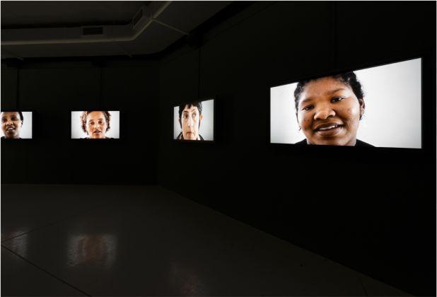 Gabrielle Goliath, Personal Accounts installation view 2013-15, courtesy private collection