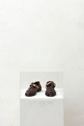 Graziano Spinosi, Arbus-Shoes, 1994, foto di Michele Alberto Sereni