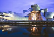 Guggenheim Museum Bilbao. Photo David Heald