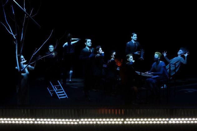 Hamletmachine, photo Andrea Kim Mariani/AGF