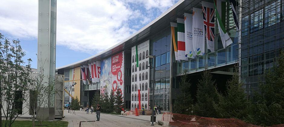 ABDR, Padiglione Italia, Kazakhstan