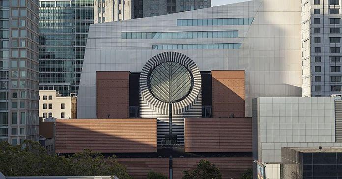 Il MOMA di San Francisco courtesy moma.org