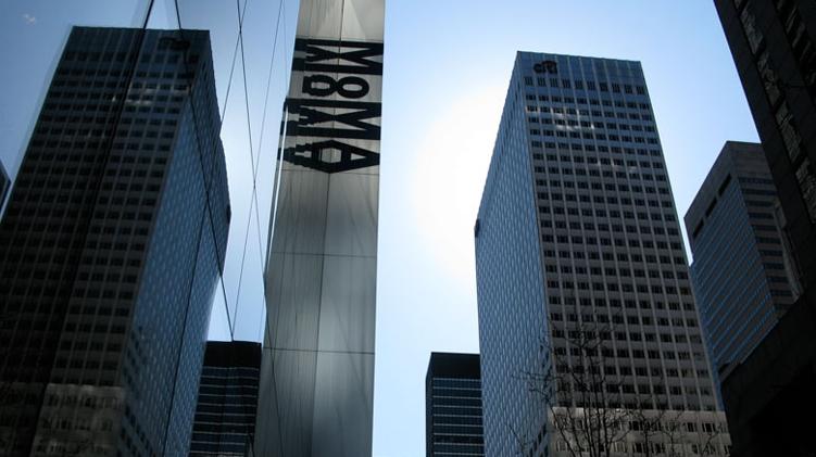 Il MoMA a New York
