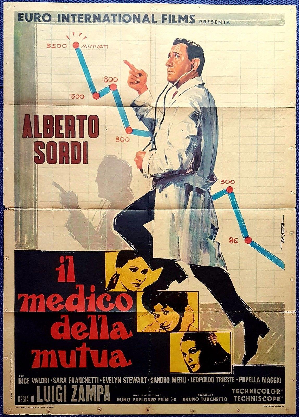 Il medico della mutua (Luigi Zampa, 1968)