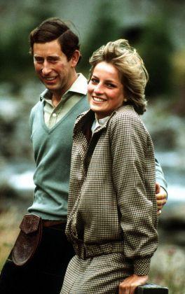 La luna di miele in Scozia, 1981