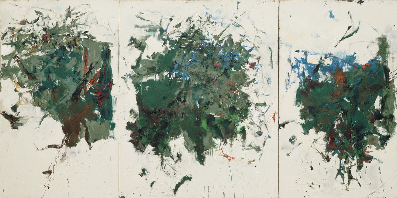 Joan Mitchell, Untitled, 1964. MoMA, New York