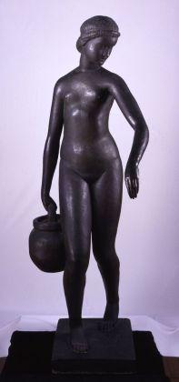 Joseph Bernard - Ragazza con brocca, 1910 - MUVE – Ca' Pesaro – Galleria Internazionale d'Arte Moderna