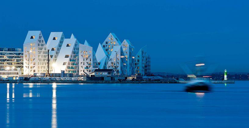 Julien De Smedt Architects, Iceberg, Aarhus