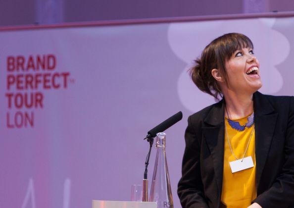 Kati Price, responsabile dell'Ufficio Digital Media ed Editoria del Victoria and Albert Museum, Londra