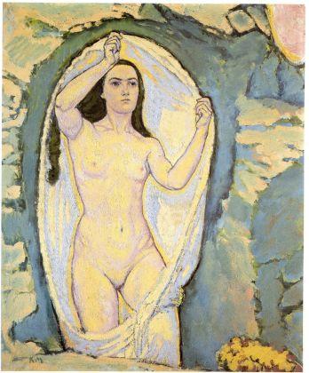 Koloman Moser, Venus in der Felsgrotte, 1913. Linz, Lentos Kunstmuseum