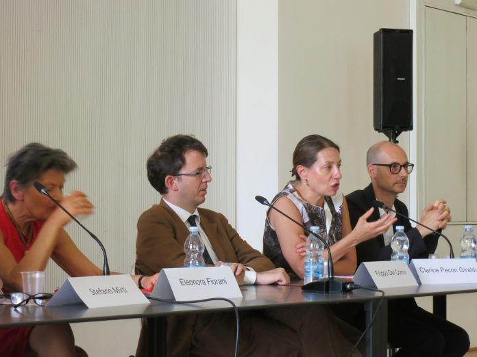 La Triennale di Milano. Conferenza stampa di presentazione della stagione 2017 2018