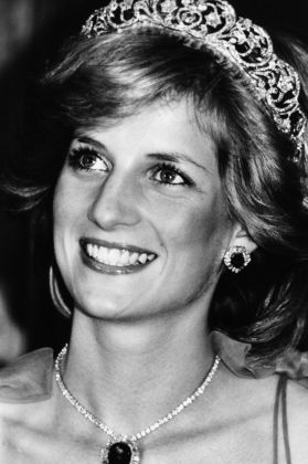 La Principessa in una visita ufficiale in Australia, foto Tim Graham
