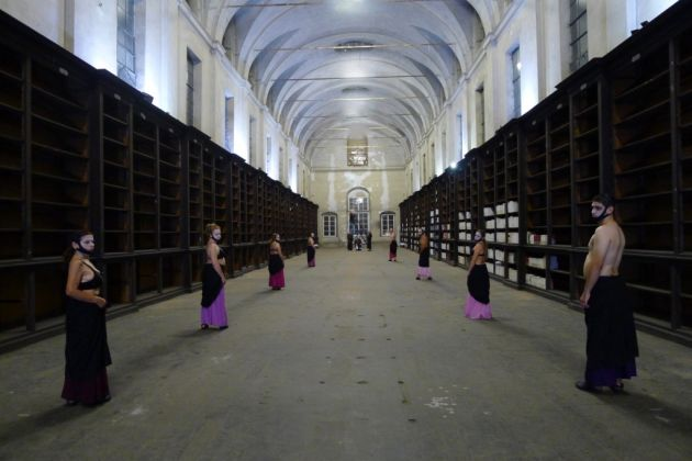Lenz Fondazione, Purgatorio © Francesco Pititto