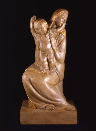 Libero Andreotti - Madonna, 1923 - MUVE – Ca' Pesaro – Galleria Internazionale d'Arte Moderna