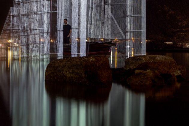 Locus - Edoardo Tresoldi e Iosonouncane per Derive, photo Roberto-Conte