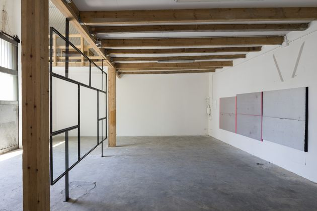 Lorenza Longhi Today Is Not That Great, exhibition view at Fanta Spazio, Milano 2017, courtesy Fanta Spazio, Milano