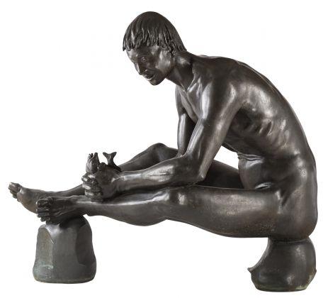 Arturo Martini, Tobiolo, 1933