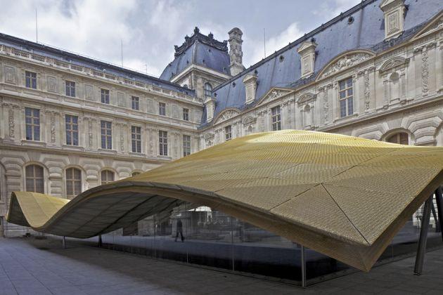 Mario Bellini, Dipartimento delle Arti islamiche del Louvre, photo Philippe Ruault