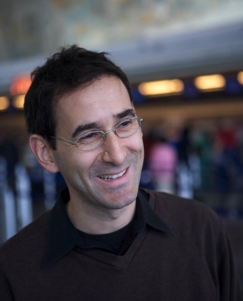 Matteo Pericoli, photo credit Roger Lanoue Jr., RLJMedia
