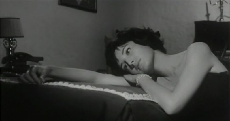 Michelangelo Antonioni, La notte, 1961