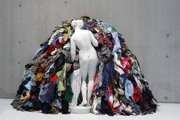 Michelangelo Pistoletto – La Venere Degli Stracci – 1967