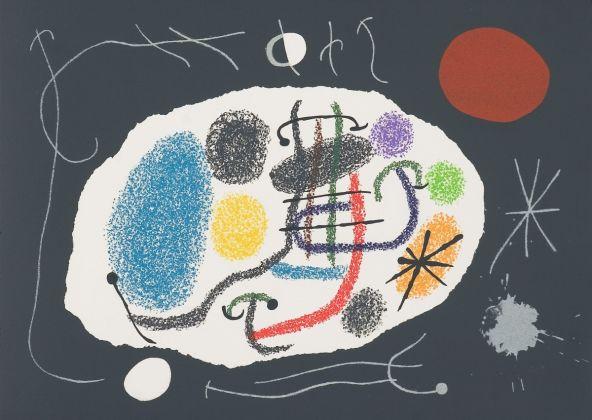 """Miró """"Le lézard aux plumes d'or"""" al Museo Colloredo Mels di Recanati"""