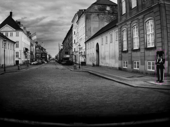 Moments Feat. Barbara Davidson, The camera of the new Volvo XC60 captures life on the streets of Copenhagen