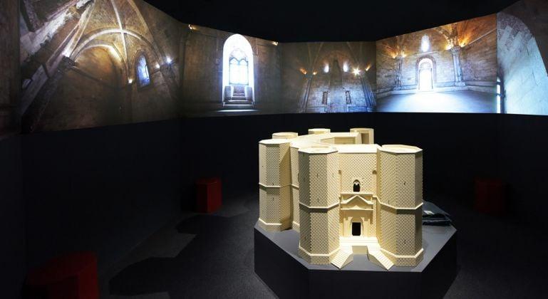 Museo Federico II Stupor Mundi, foto Stefano Binci