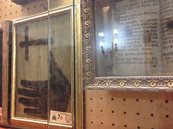 Museo delle Anime del Purgatorio in Roma (vista parziale)