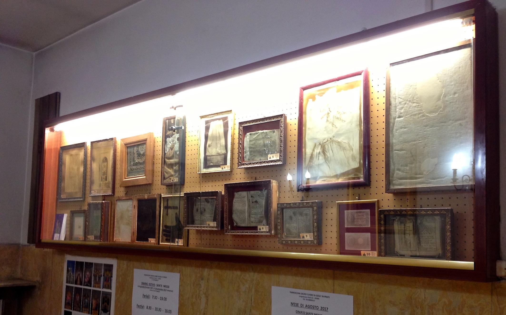 Museo delle Anime del Purgatorio in Roma