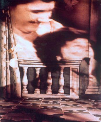 Myriam Laplante, Limbo (Poele), 1988, stampa cibacrome, 155 x 130 cm