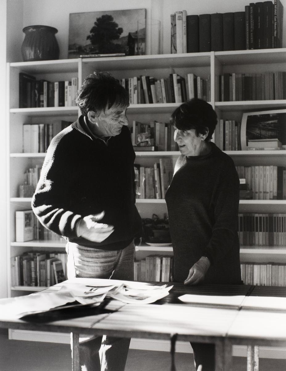 Nanda Lanfranco, Giovanni & Ada Anselmo, 2002