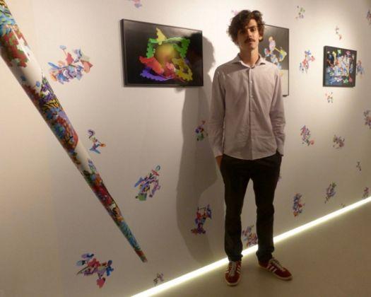 Nicolò Lucchi, Origo, exhibition view at Fonderia 20.9, Verona 2017