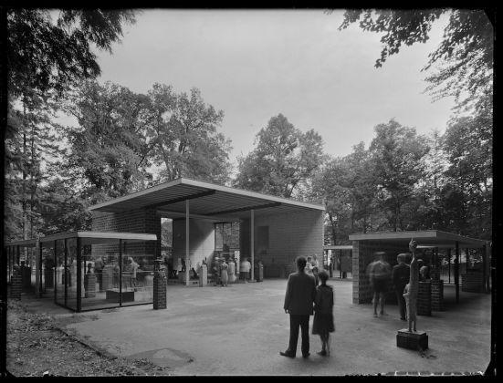 Pavilion in Sonsbeek, photo by Jan Versnel
