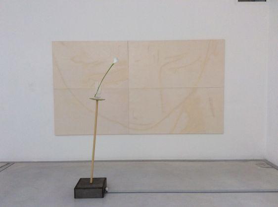 Pier Paolo Calzolari, Gravure blanche, 1994, courtesy Studio la Città