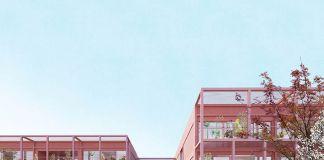 Scuola Fermi (progetto vincitore)