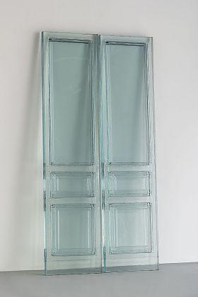 Rachel Whiteread, Due Porte, 2016, courtesy of Galleria Lorcan O'Neill