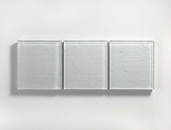 Rachel Whiteread, Three Brick Windows, 2017, courtesy of Galleria Lorcan O'Neill