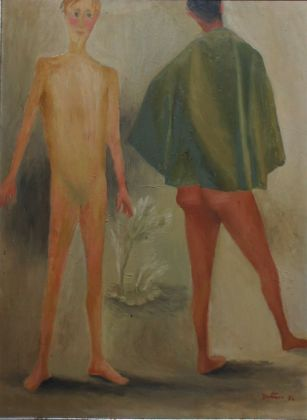 Renato Guttuso, Il congedo, 1934
